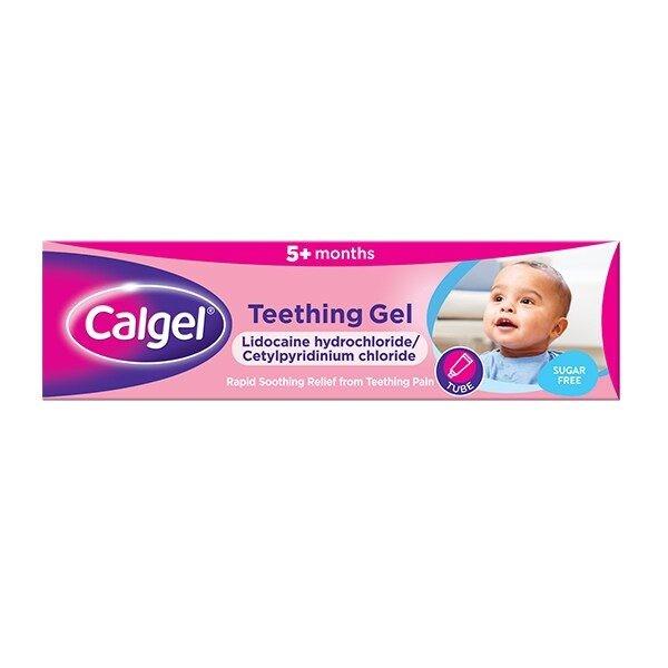 Calgel Teething Gel 10g
