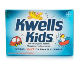 Kwells for Kids Pack of 12