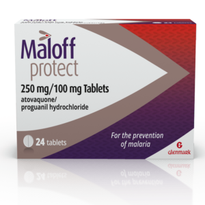 Box of 24 Maloff Protect Tablets