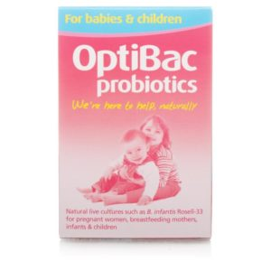 Opticbac Probiotics for Babies & Children