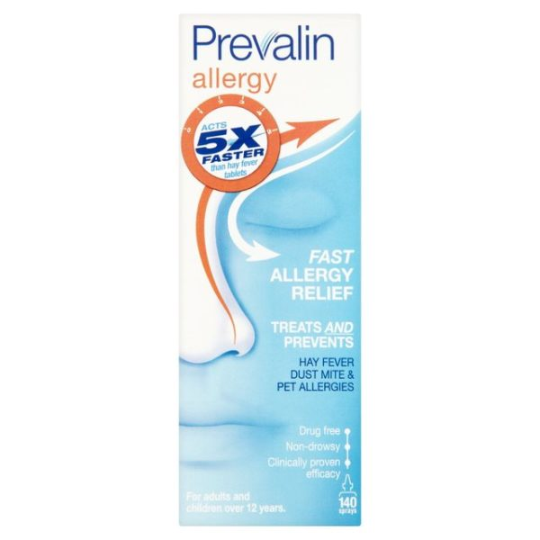 Prevalin Nasal Spray