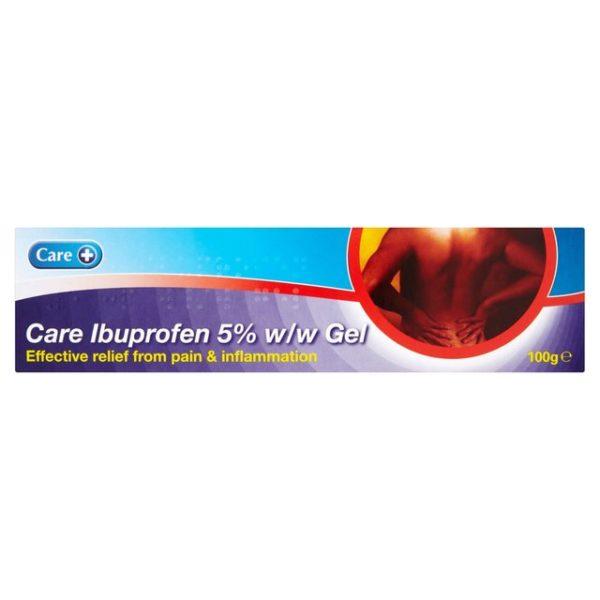 Care Ibuprofen Gel