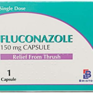 Single Dose Fluconazole Capsule