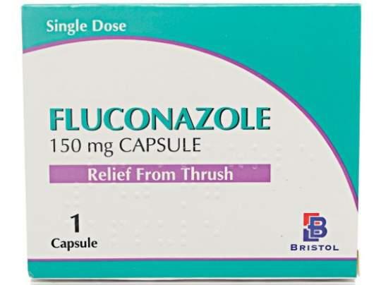 Single Dose Fluconazole Capsule
