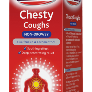 benylin chesty cough syrup