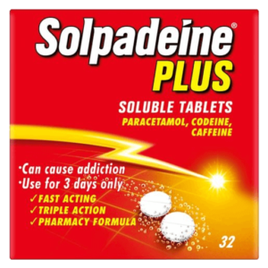 Solpadeine Plus Soluble