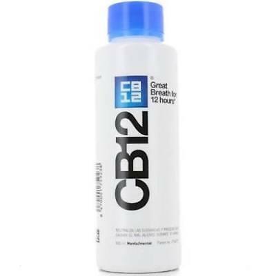 CB12 Menthol Oral Rinse