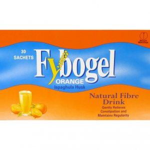 Fybogel Orange Flavoured Laxative Sachets