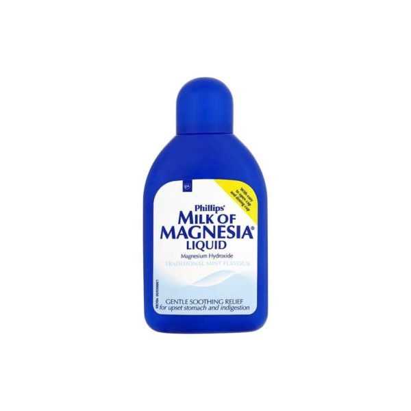 Philips Milk Of Magnesia Liquid 200ml