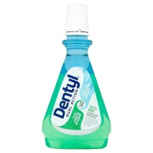 Dentyl Dual Action Smooth Mint Mouthwash