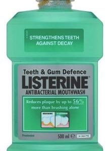 Listerine Teeth & Gum Defence