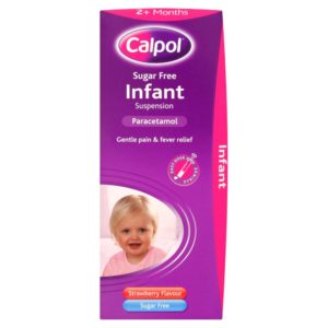 Calpol Sugar Free Infant Suspension 200ml