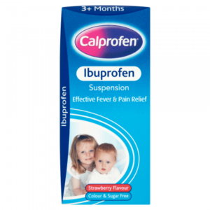 Calprofen Ibuprofen Suspension - 200ml