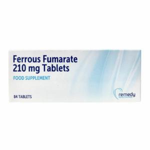 ferrous fumarate 210mg