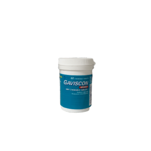 Gaviscon Advance Peppermint Chewable tablets 60