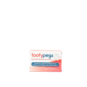 Toofypegs Emergency Temporary Repair Kit