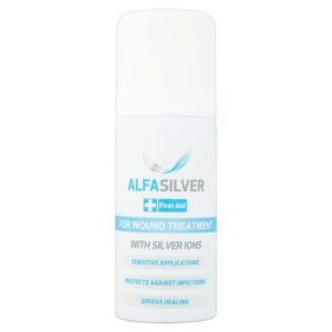 Alfasilver Spray 3% 100ml