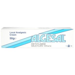 Algesal cream 50g