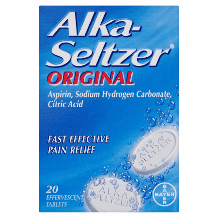 Alka Seltzer Original 20
