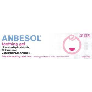 Anbesol Teething Gel 10g