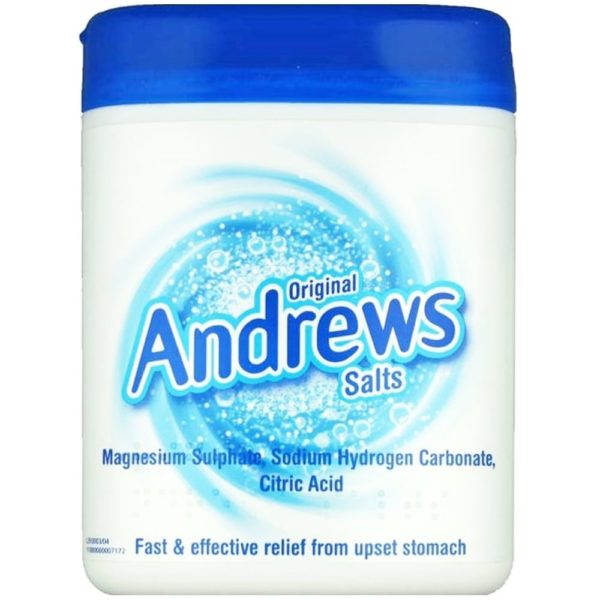 Andrews Original Liver Salts 250g