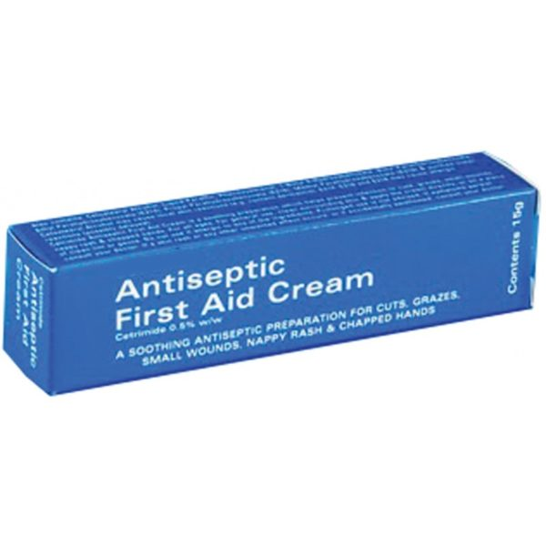 Antiseptic First Aid Cream 15g