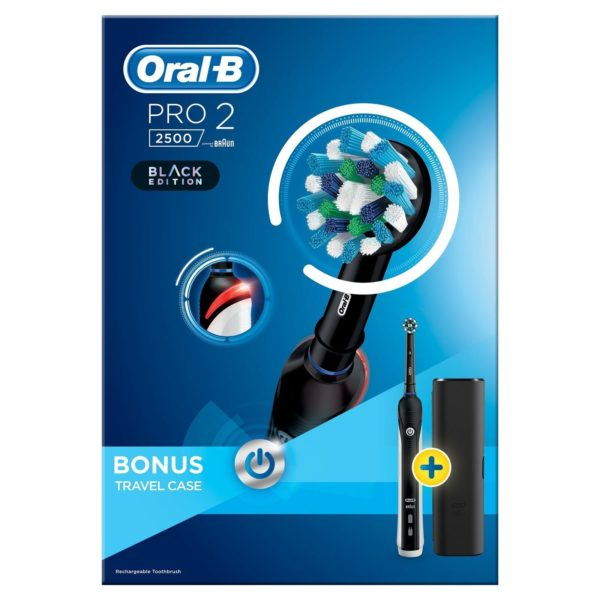 Oral-B-Pro-2-2500N-Black-Cross-Action-Electric-Toothbrush