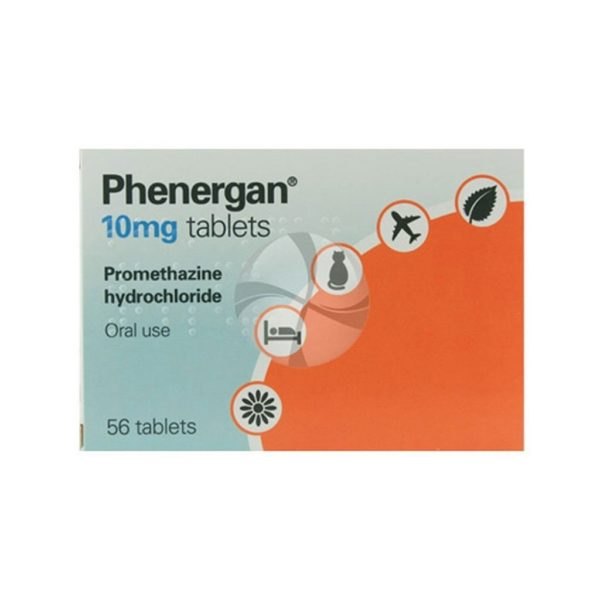 Phenergan 10mg tablets