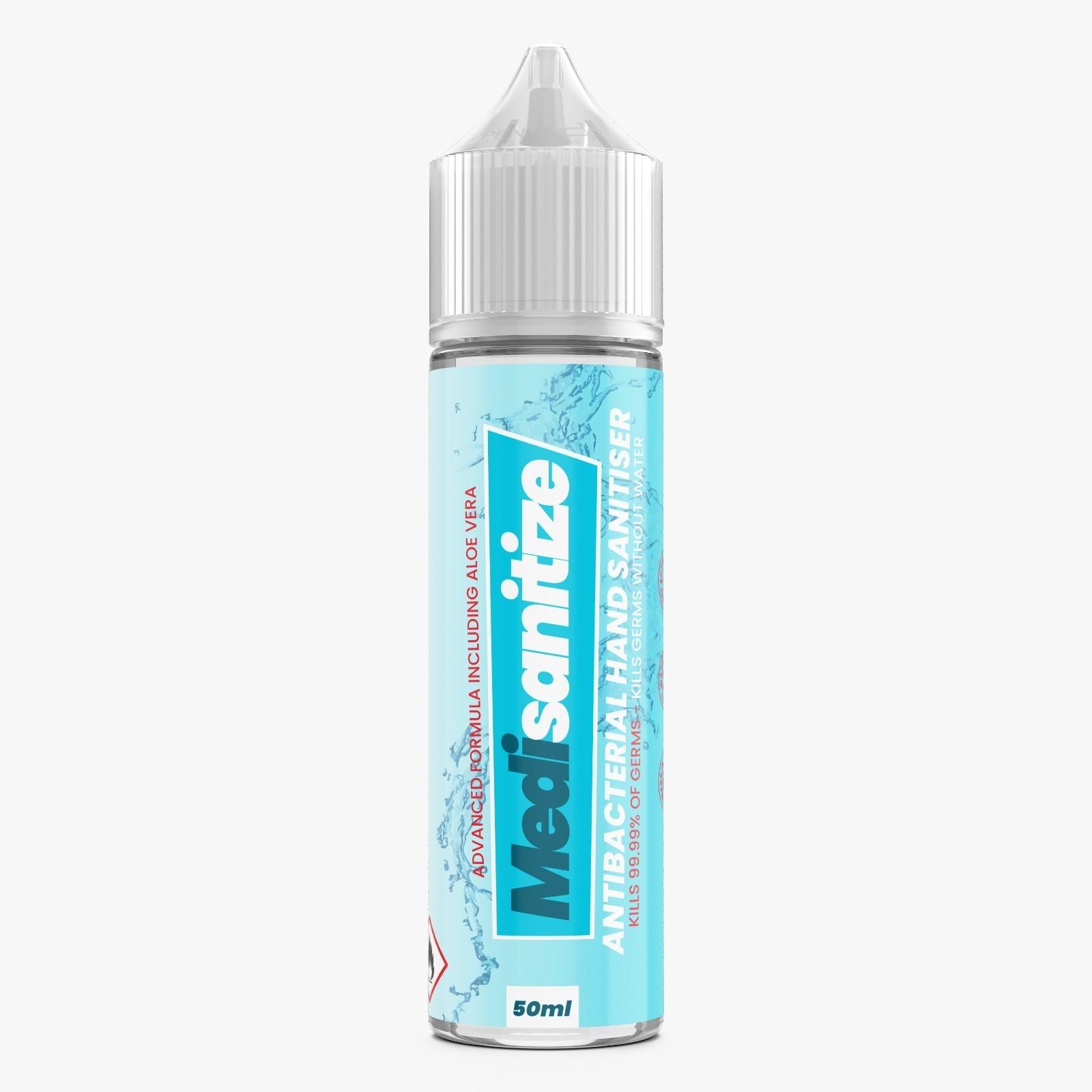 Portable 75% Alcohol Antibacterial Hand Sanitizer