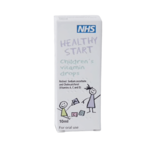 Healthy Start Children's Vitamin Drops 10ml