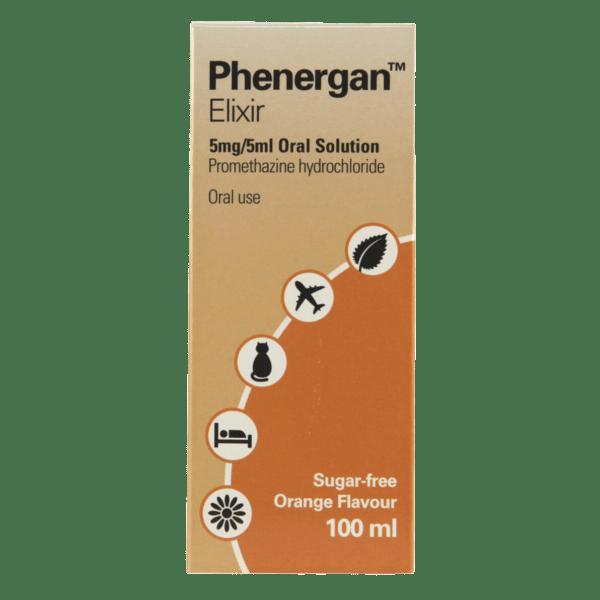 Phenergan Elixir