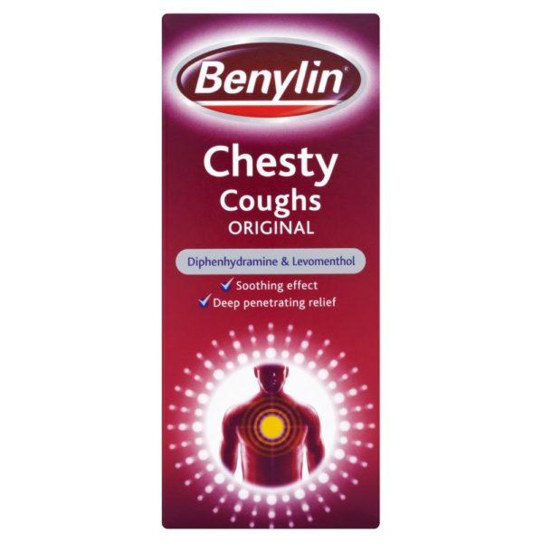 Benylin Chesty Coughs Original - 300ml